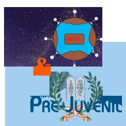 Logos de NMI y Pre-Juvenil